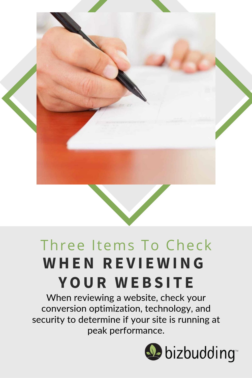 pinterest image for how-to-review-your-website