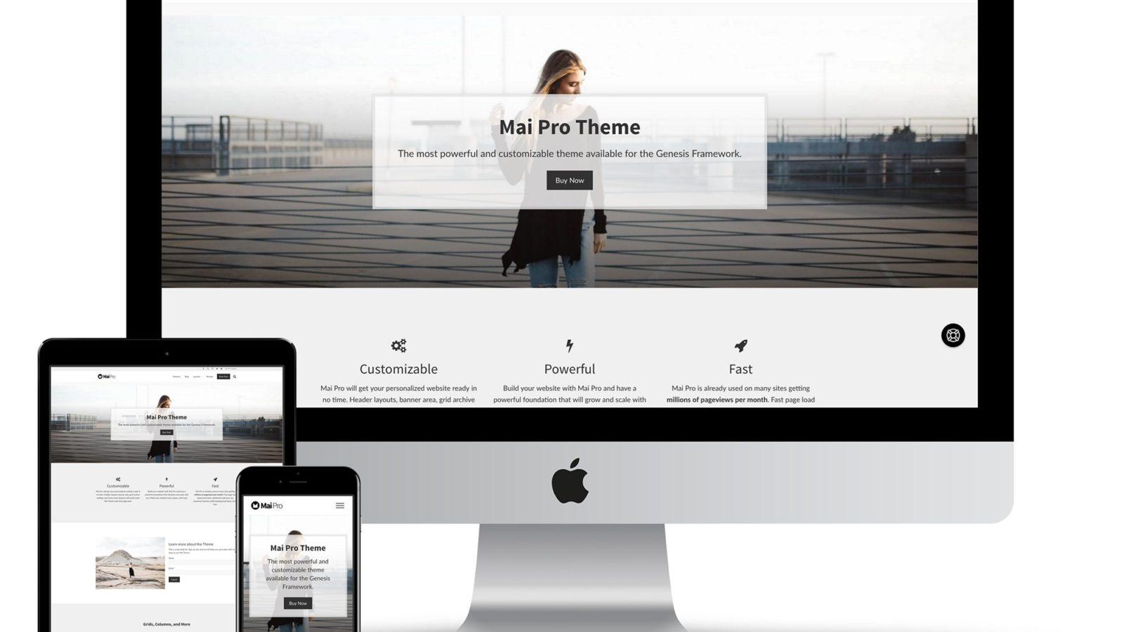 Mai Pro WordPress Theme