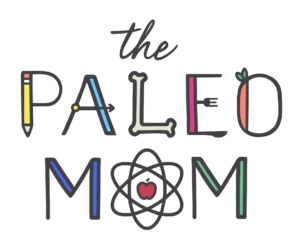 The Paleo Mom logo