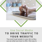 pinterest image for use-social-media-drive-traffic-website
