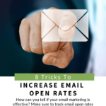 pinterest image for increase-email-open-rates