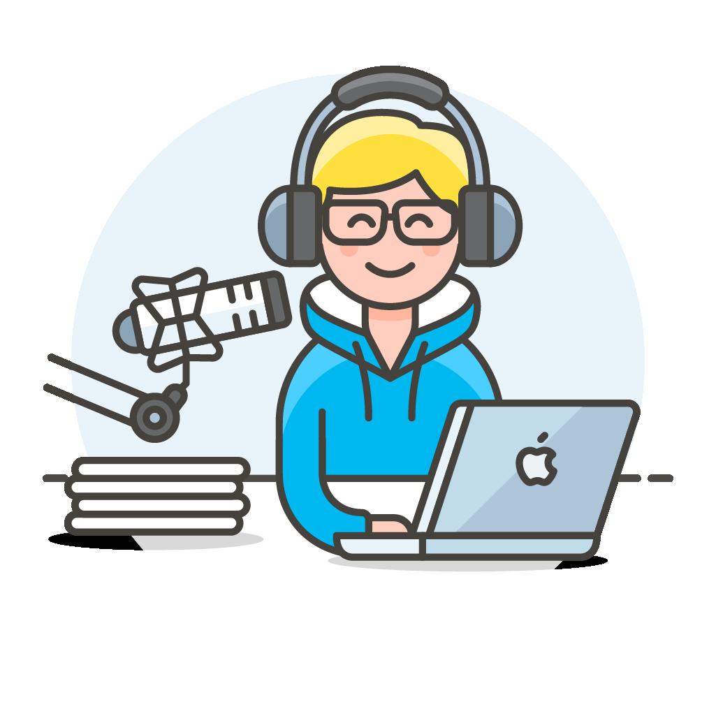 radio host icon