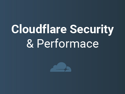 Cloudflare Security & Performance