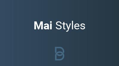 Mai Styles