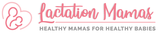 Logo for Lactation Mamas