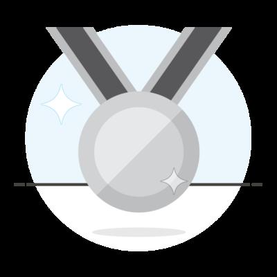 onboarding silver logo