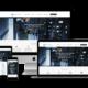 Screenshot of Atlantic Metro web design