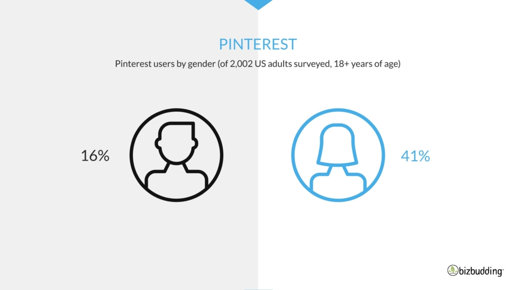 Image of Pinterest stats