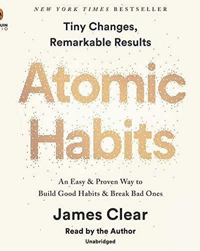 Book Cover: Atomic Habits