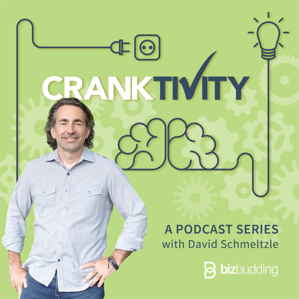 Cranktivity Podcast Cover Art