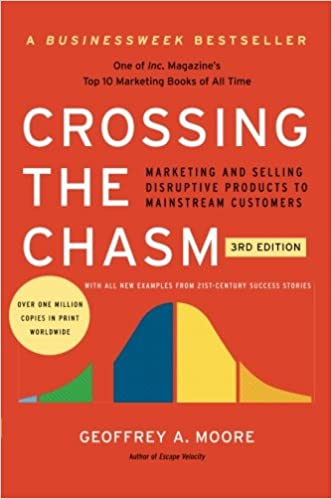 Book Cover: Crossing the Chasm