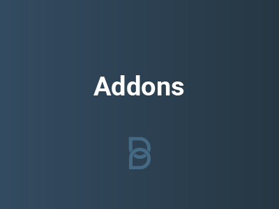 Add Ons