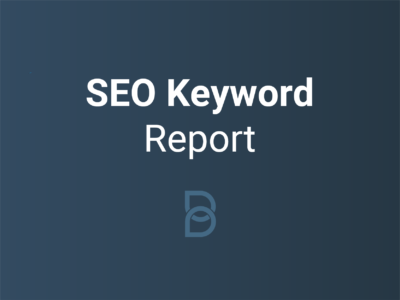 SEO Keyword Report Image