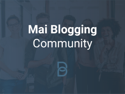Mai Blogging Community logo