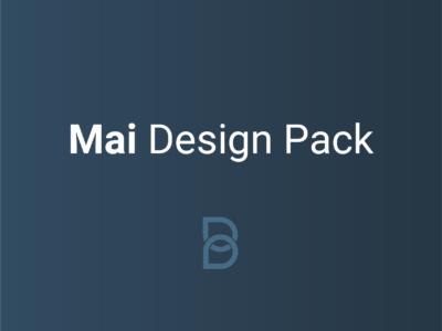 Mai Design Pack logo